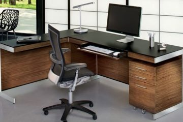 Floating Office Shelves For Wall Decor:office wall decor ideas