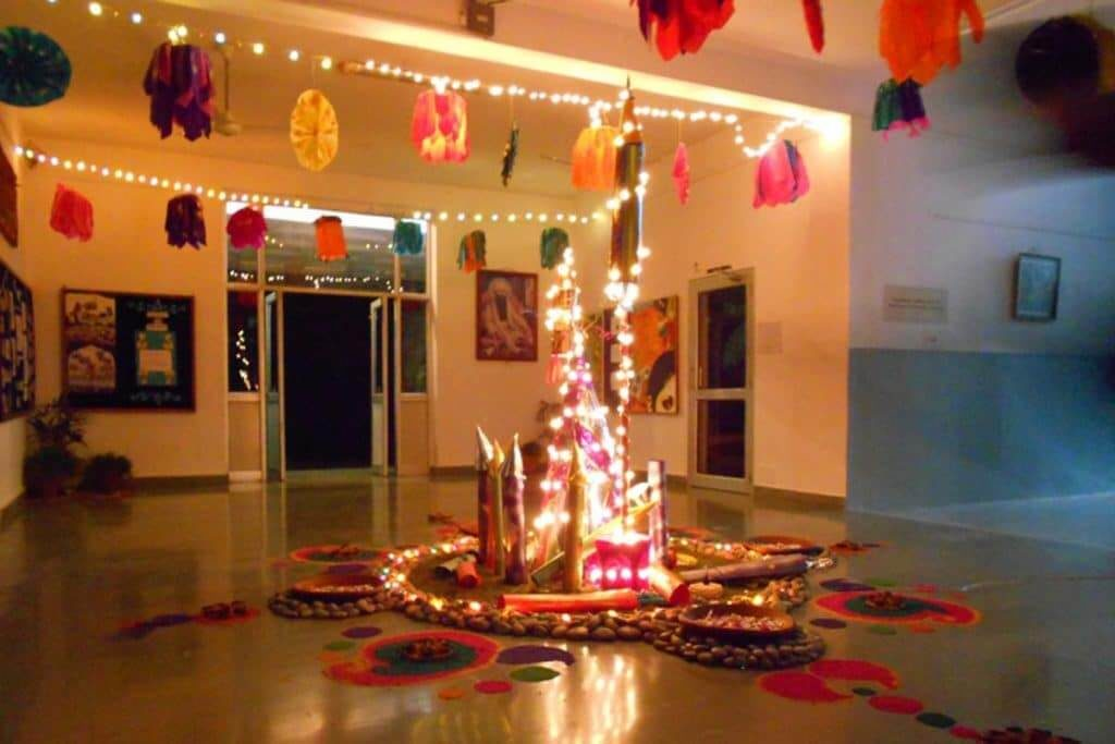 decoration:Diwali