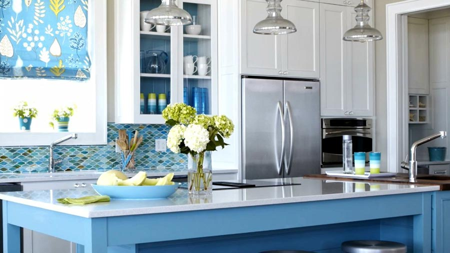 Choose a Perfect Color for Your Kitchen