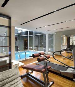 Make Gym Room