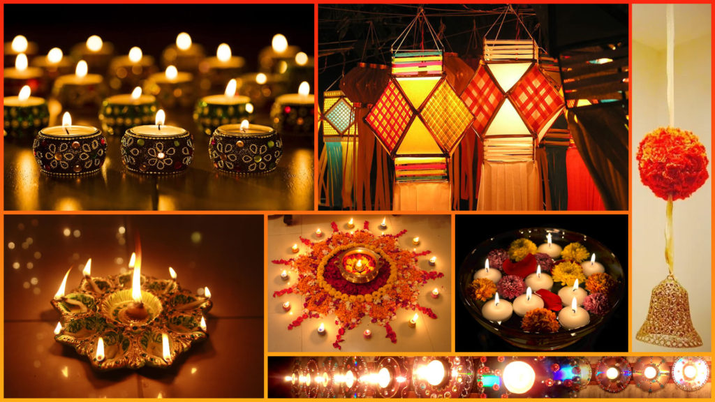 aroma: Diwali DEcorations