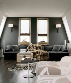 use best gray paint to decor your home