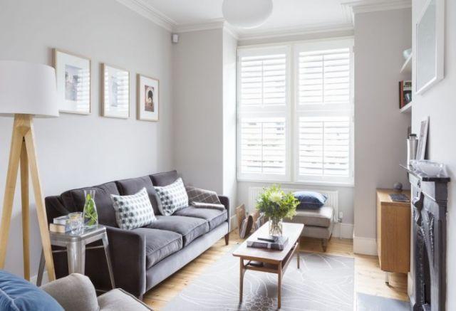 use light gray & cool white