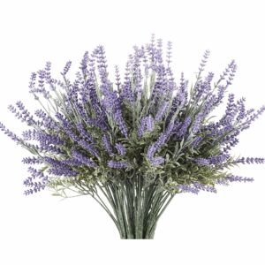 Butterfly Craze Artificial Lavender