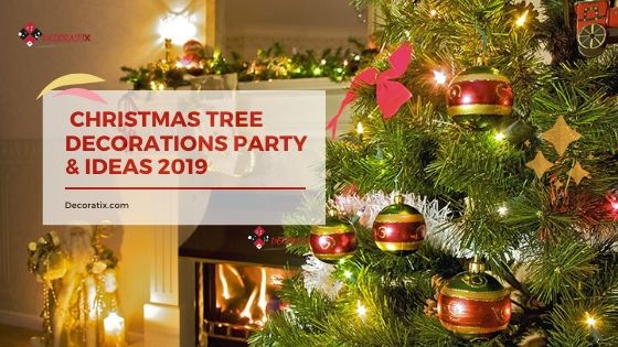 Christmas Tree Decorations Party & Ideas 2019 (1)