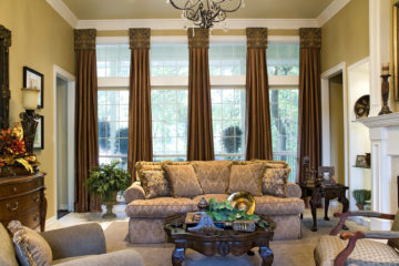 living room window decor perfect curtain
