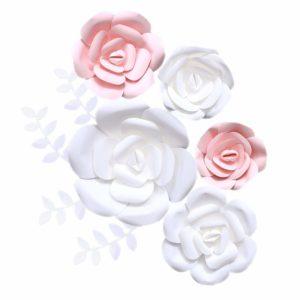 Mols 3D Paper Flowers