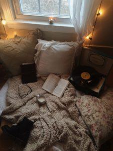 make cozy