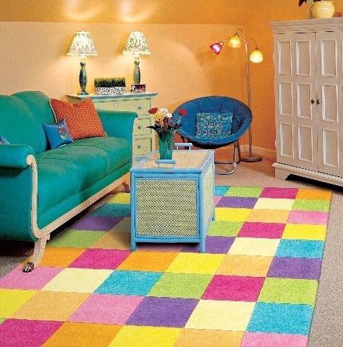 bright rugs