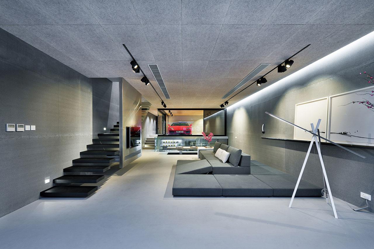 go high-tech | modern home