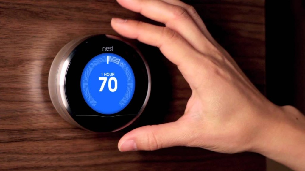 install a programmable thermostat | modern home