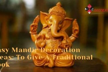 Feature image:Easy Mandir Decoration Ideas: To Give A Traditional Look