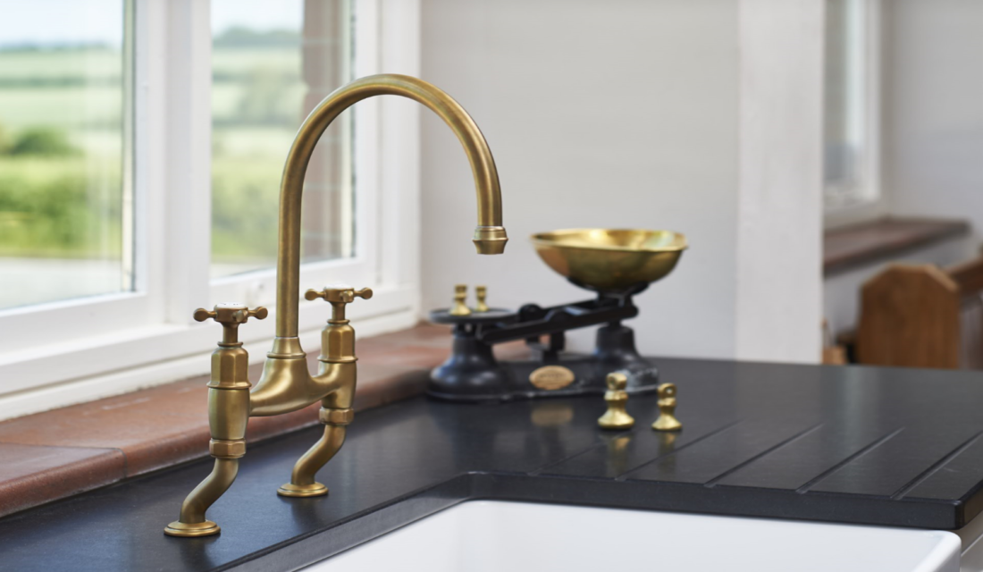 upgrade hardware and faucets | modern home