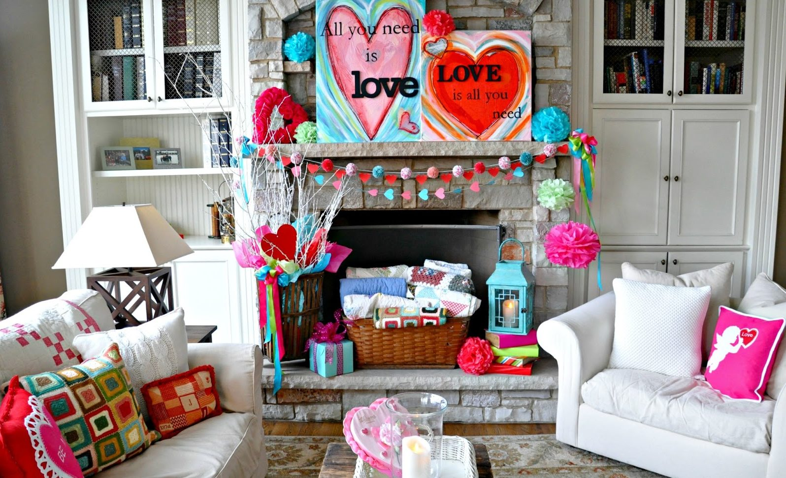 decor valentiness day ideas - HD 1596×972