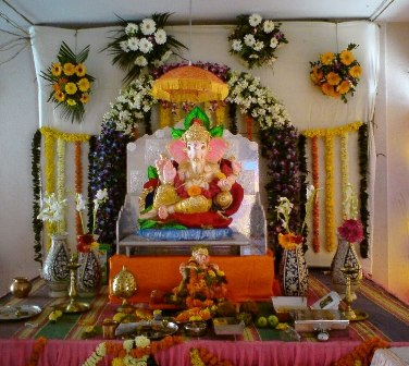 Temple Decoration Ideas Collections Image Jejuimage Co