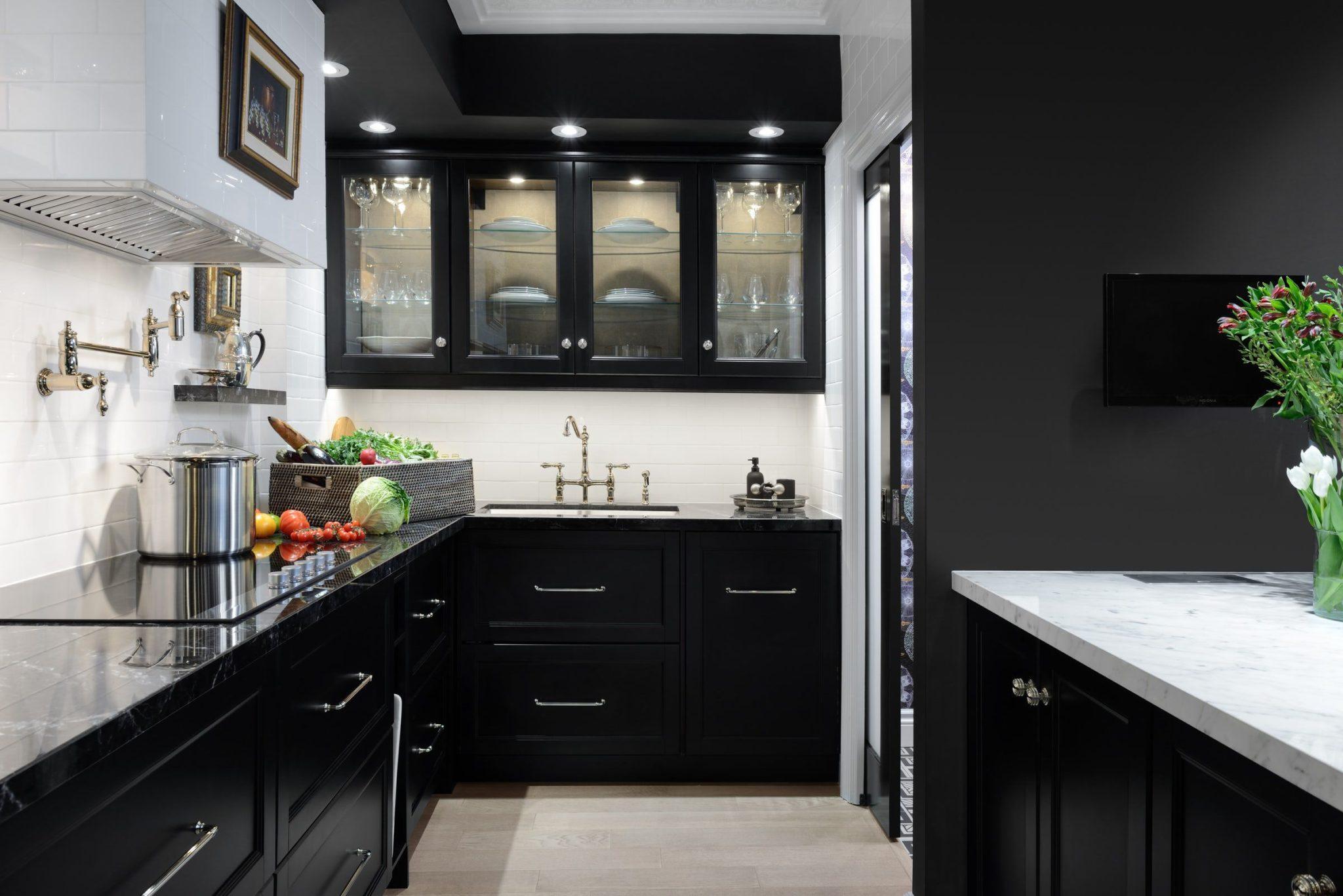 black cabinet   modern cabinet