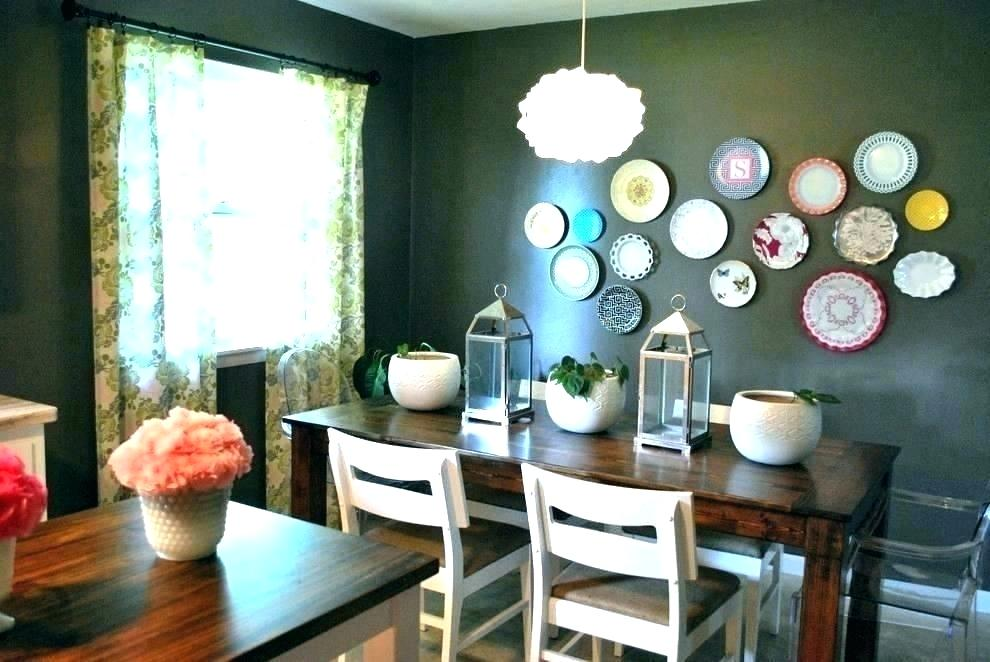 hanging plates | DIY art