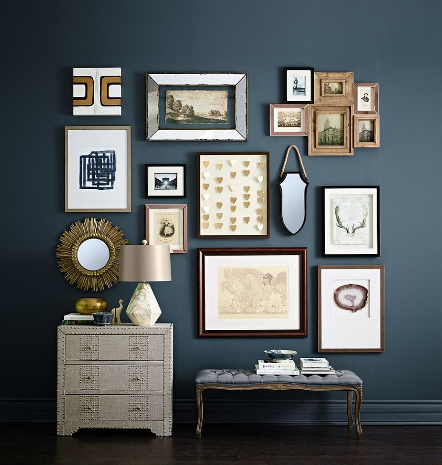 use picture wall | home decor tips