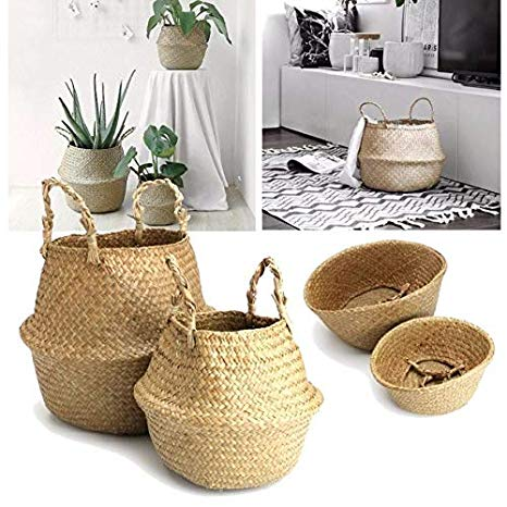 use wicker baskets | home decor tips