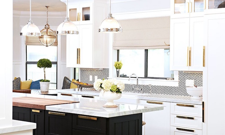white cabinet with brass   modern cabinet