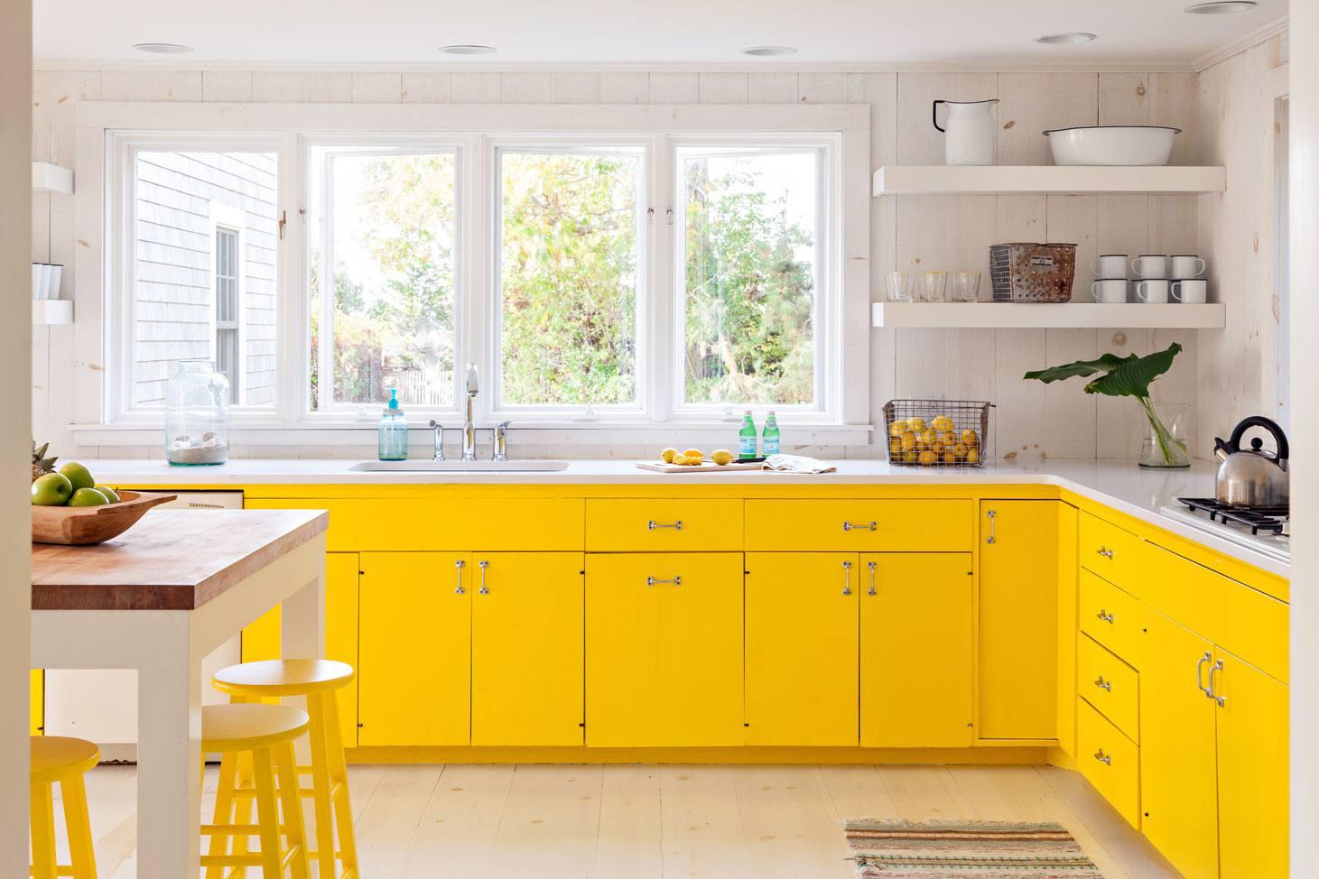 yellow cabinet   modern cabinet