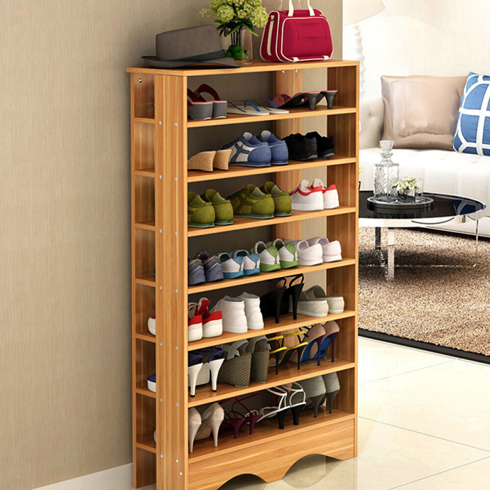 stylish shoe rack | easy craft ideas for the home