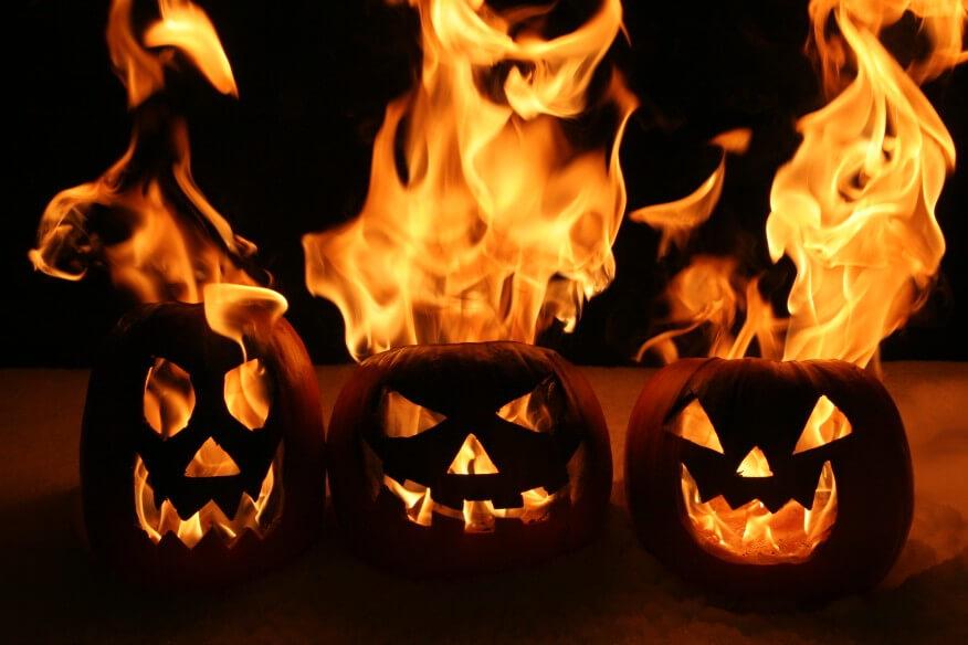 Jack O' Lanterns:Halloween Decorations