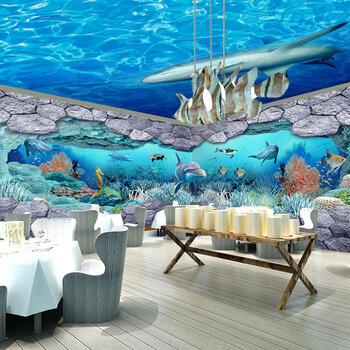 Sea themed decorations