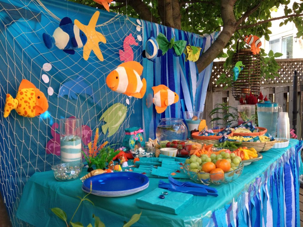 Under the Sea Decorations Party-Ideas 2019