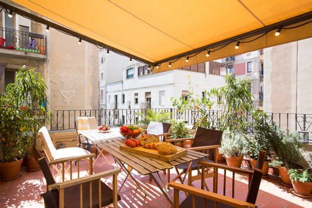 Eclectic Balcony:designs