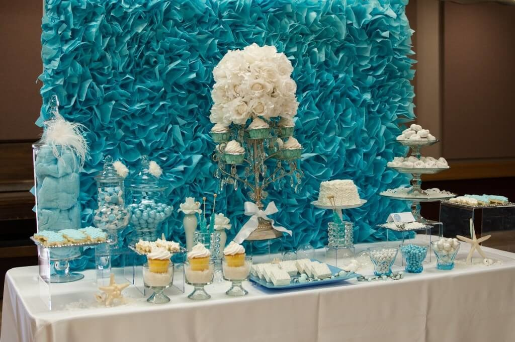 SeaFood: party decorations