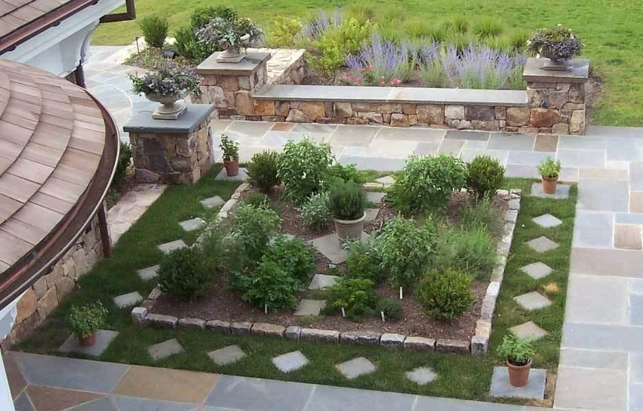 Herb Garden Balcony:designs