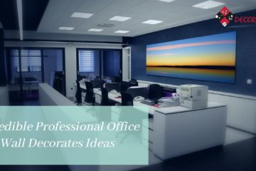 feature image:office wall decor