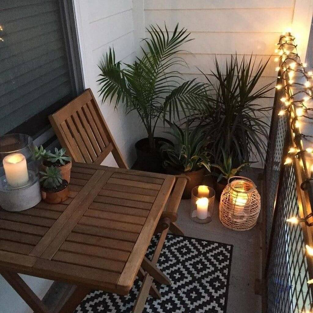 Stylish Balcony Decor Ideas: Balcony Designs For Home And Apartments