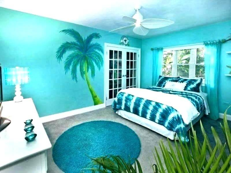 Paint the walls sea-themed