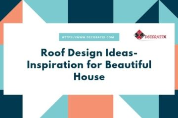 Roof Design Ideas-Inspiration for Beautiful House