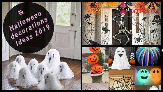 Halloween Decorations:ideas