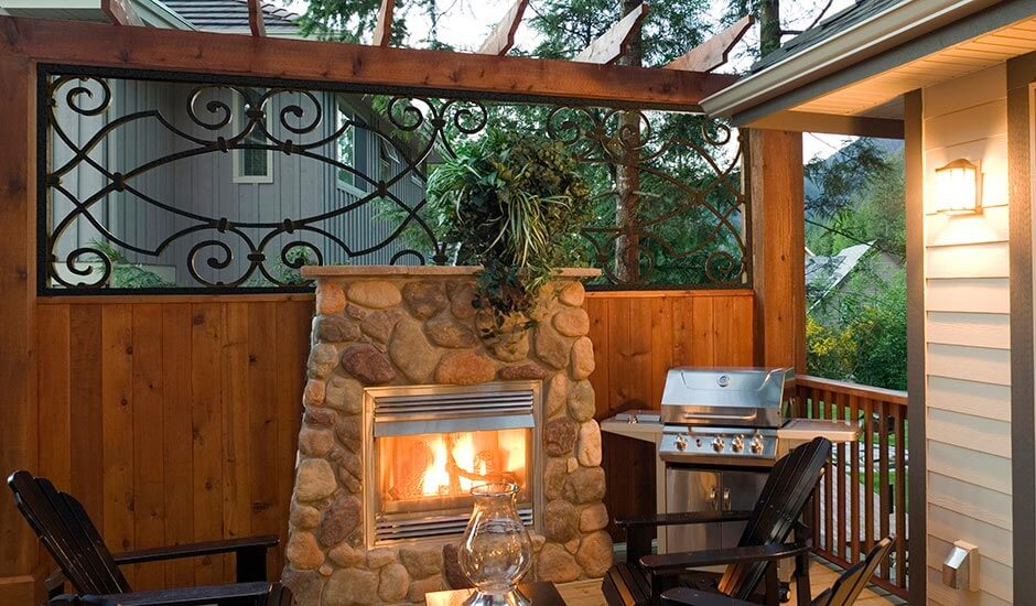 put wrought iron grills for exterior windows