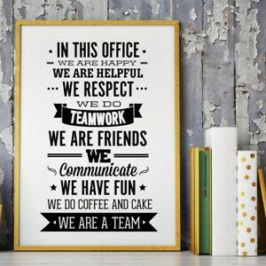 Office Wall Decor Images