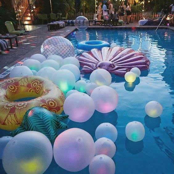 Transform Backyard Pool Scene