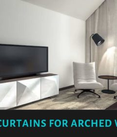 Best Curtains For Arched Windows