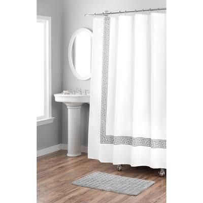 11. Classic design Greek style curtain
