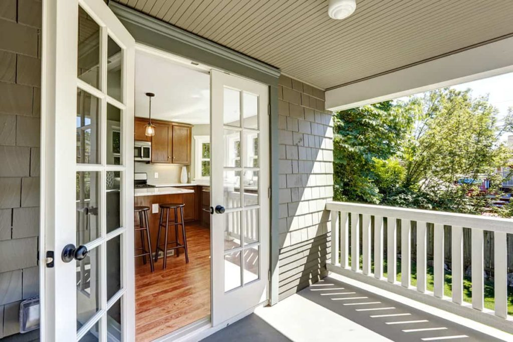 Opt for French Doors