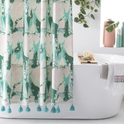 Classic design Greek style curtain