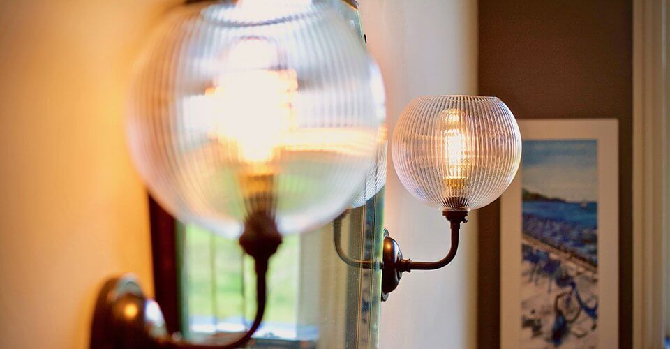Wall Ceiling Lamp or Architectural Lightning