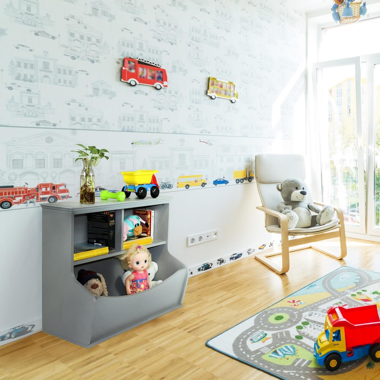 Kids Room Decor Ideas that Explore your Kid's Happiness!